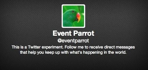 eventparrot