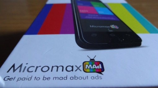 micromax mad unboxing