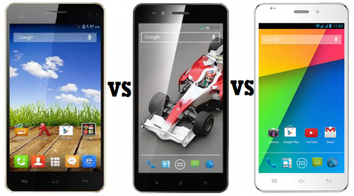 canvas hd plus vs xolo play 6x 100 vs karbonn titanium hexa