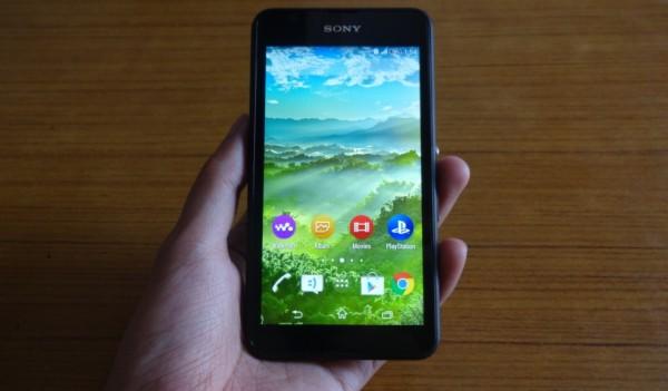 Sony Xperia E4G Review