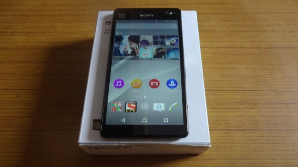 Sony Xperia C4 Unboxing