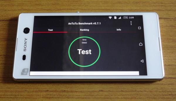 Sony Xperia M5 Benchmark